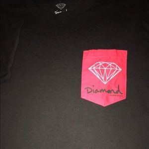 Diamond supply tee